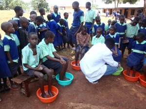 Jiggerproject Kisatiru Primary School